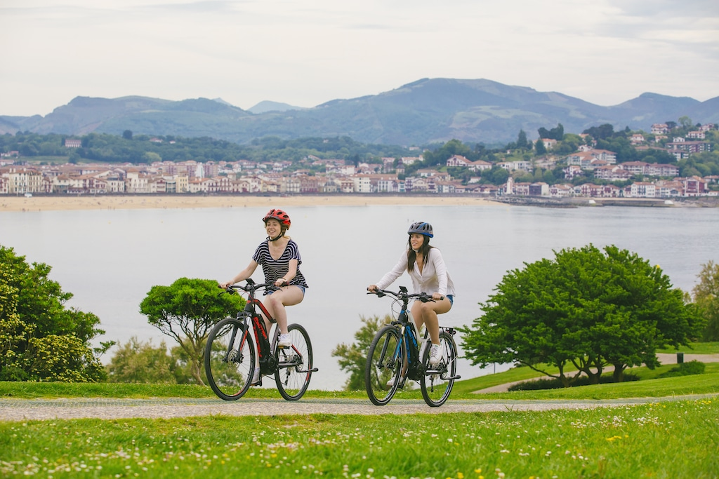 Saint-Jean de Luz rando vélo VAE 003 ©Ziklo