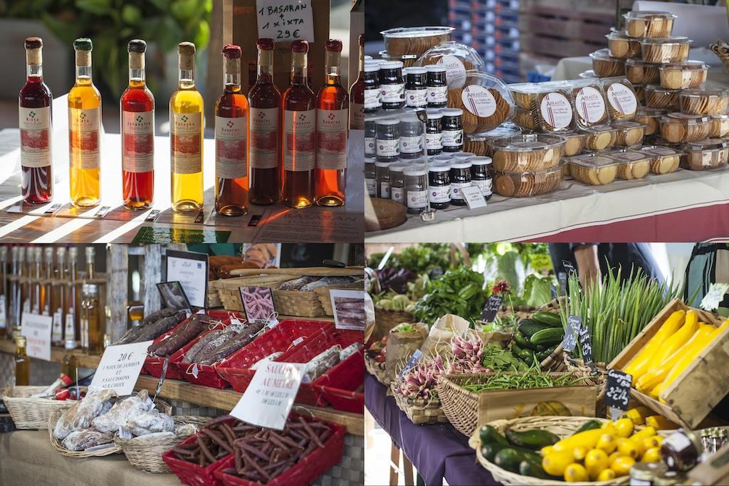 plus-beaux-villages-france-Marché à Saint-Jean Pied de Port 004 ©PierreCarton.com