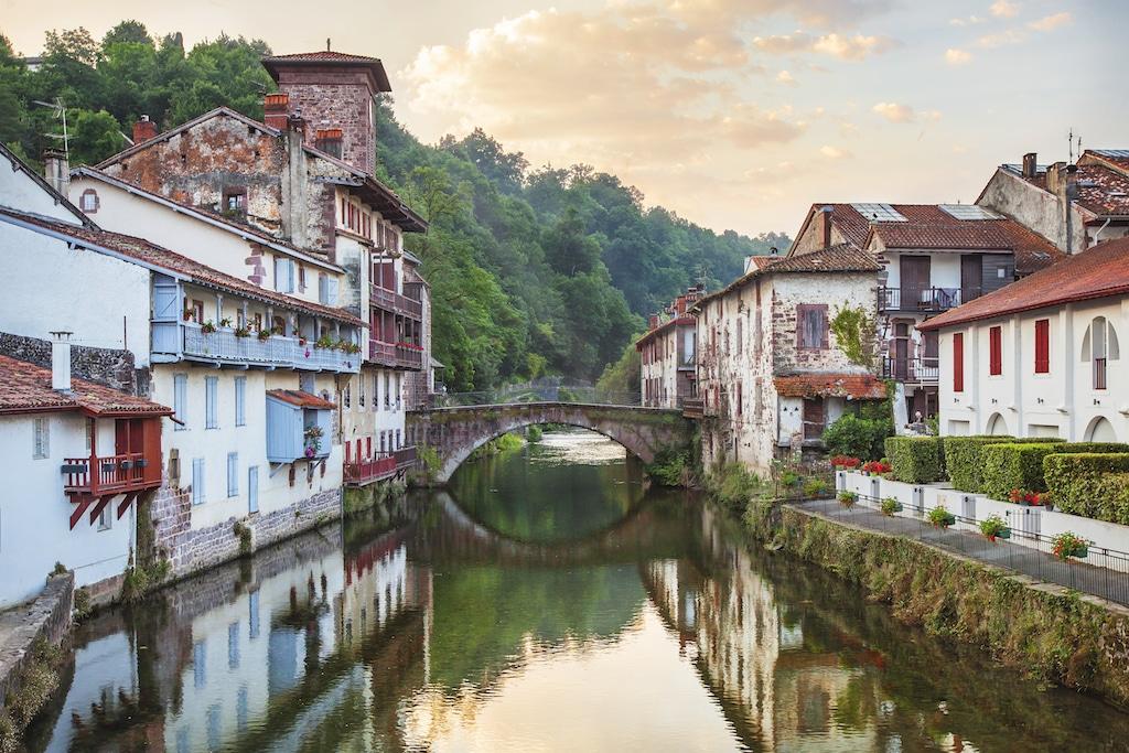 plus-beaux-villages-france-Saint-Jean Pied de Port et Nive 002 ©PierreCarton.com