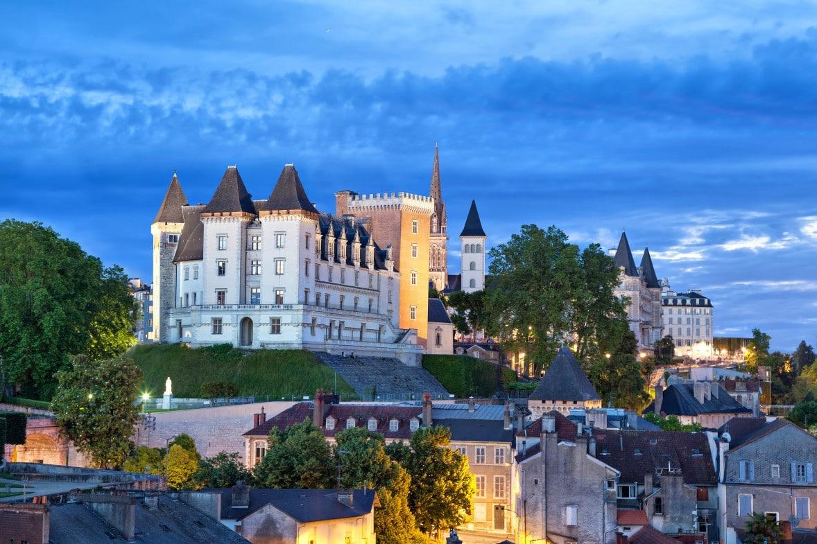 visite-guidée-bearn-pau-Château-Pau ©Fotolia_bbsferrari-