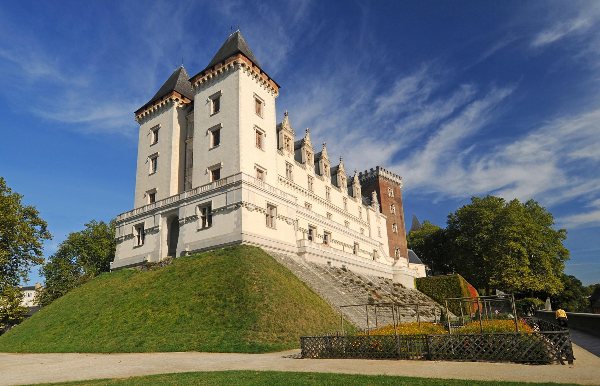 visite-guidée-bearn-pau-Chateau-Pau 004 ©PauPyrénéesTourisme-Guilhamasse