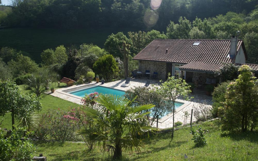 weekend-amoureux-paysbasque--chambre-hotes-Gellini---Jardin