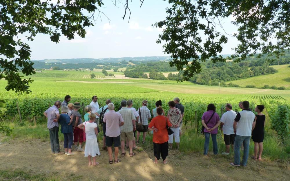 aperitif-vigneron-chateau-aydie-madiran-Chateau-d-Aydie-Famille-Laplace_©CDT64