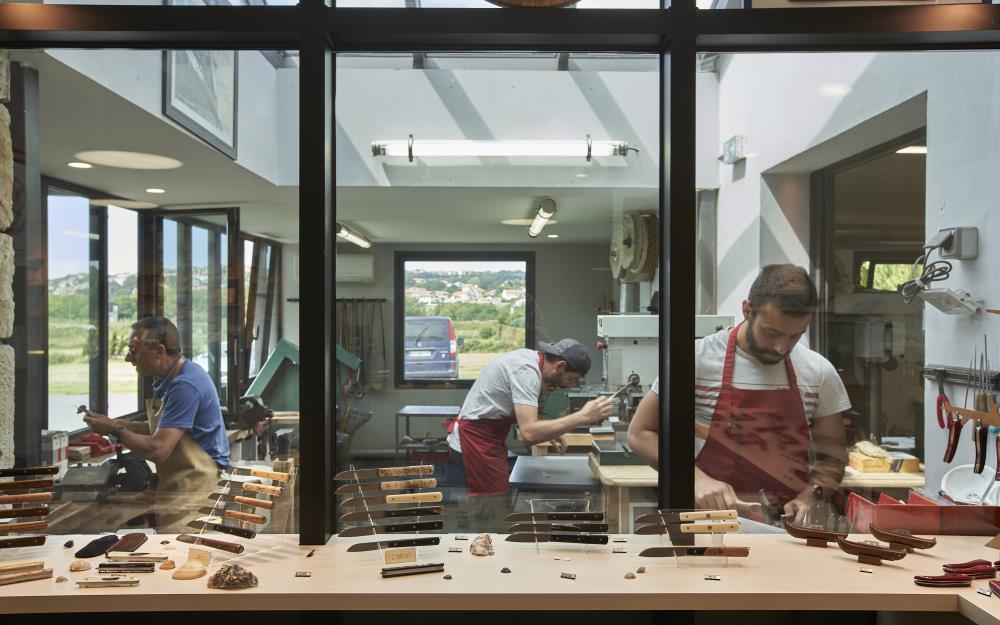 Atelier_©Les couteliers basques